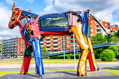 Helsinki public art