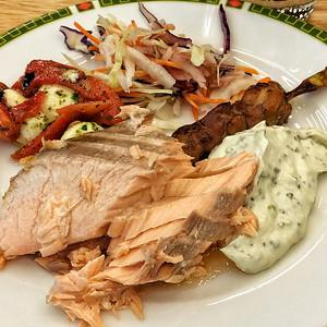 Helsinki lunch