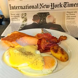 Helsinki breakfast