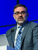 Darrell J. White, MD speaks during the Immunotherapy in Multiple Myeloma: Emerging Strategies session