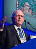 G.David Roodman, MD speaks during the Related Plasma Cell Disorders session