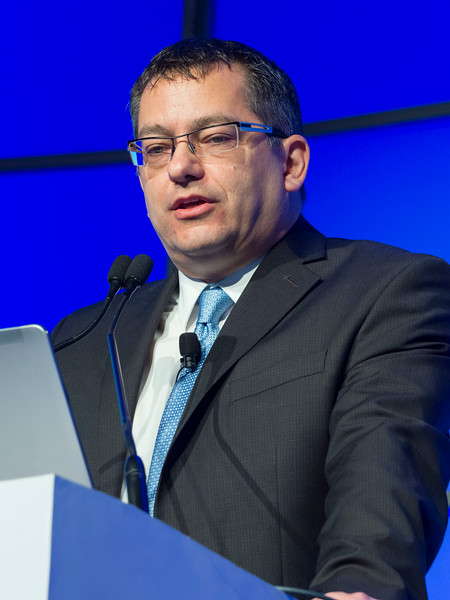 Jeffrey A. Zonder, MD speaks during the Immunotherapy in Multiple Myeloma: Emerging Strategies session