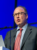 Paul Richardson, MD speaks during the Relapsed Multiple Myeloma session