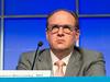 Ruben Niesvizky, MD speaks during the Relapsed Multiple Myeloma session