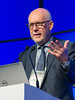 Andrzej Jakubowiak, MD speaks during the High Risk Disease session