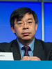 Wenming Chen, MD speaks during the Managing myeloma with limited resources: Regional experiences session