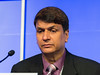 Atul Sharma, MD speaks during the High Risk Disease session
