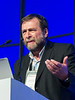 """Jean-Paul Fermand, MD, speaks during the opening session """"Non-transplant approaches"""""""