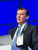 """Meletios Athanasios Dimopoulos, MD, recieves the Waldenstrom's Lecture award during the opening session """"Non-transplant approaches"""""""