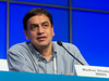"Madhav Dhodapkar, MD speaks during the session ""Immuno-Oncology"""
