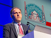 Peter Voorhees, MD speaks during the Precursor Disease States session