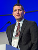 "Adam Cohen, MD speaks during the session ""Immuno-Oncology"""