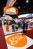 GSK during Exhibit Booth