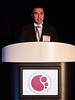 Chicago, IL - ASH 2016 - Hematologic Malignancies - Speakers and Attendees during Saturday morning session at the American Society of Hematology meeting on Hematologic Malignancies at the Fairmont Hotel here today, Sunday September 18, 2016.  Photo by © Todd Buchanan 2016