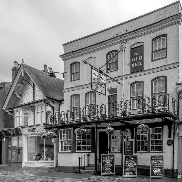 Olde KinThe Old Bell, High Street, Hemel Hempstead Old Town
