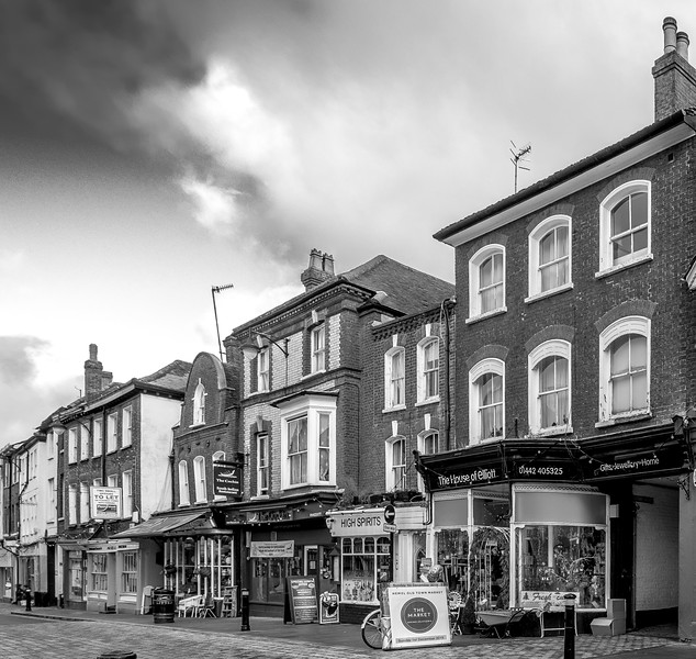 High Street, Hemel Hempstead Old Town
