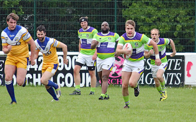 Hemel Stags -v- Cents (May 2017)