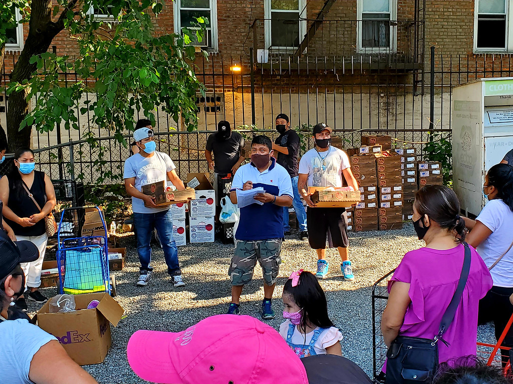 NYC Migrant Communities Respond to COVID-19