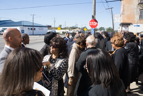 """Hemione Jackson""""s Homegoing Services"""