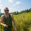 Industrial Hemp Pilot Program in Vermont, Summer 2015.  Photo by Ben Droz.