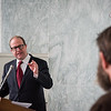 Hemp on the Hill Expo and Conversation, with Rep. Jared Polis, Sen. Ron Wyden, Rep. James Comer, Rep. Thomas Massie.  Rayburn Foyer, February 28, 2017.  Photo by Ben Droz.