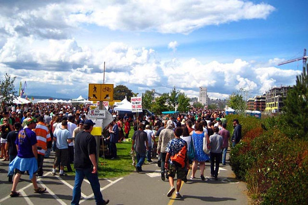 Seattle Hempfest 2007