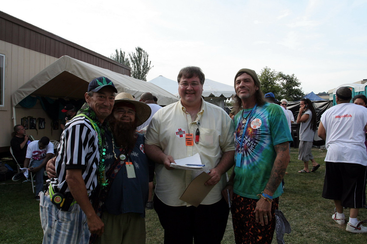 Hempfest 2008