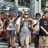 <b>Hundreds of thousands attend Hempfest each year.   Photo by Kerry Copeland</B>