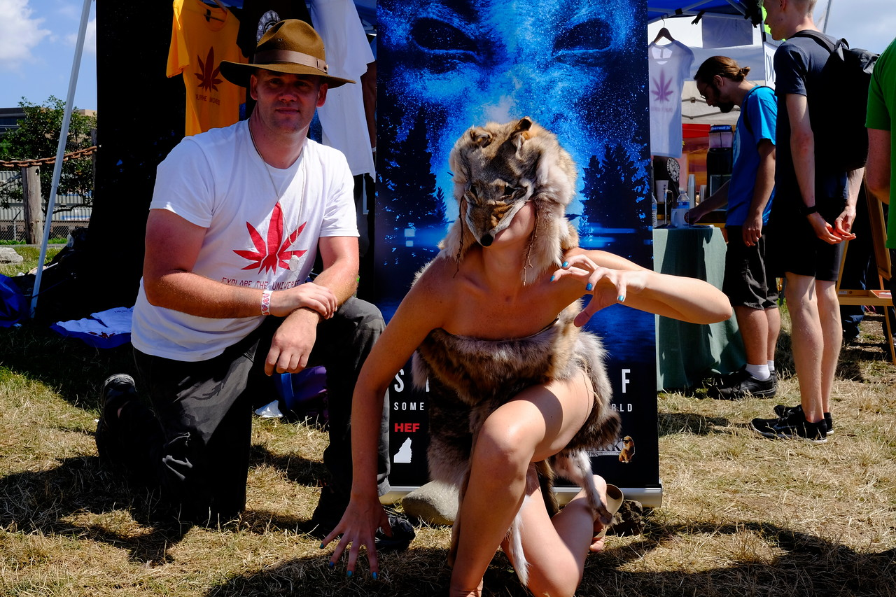 Hempfest Sunday August 16, 2015 Images