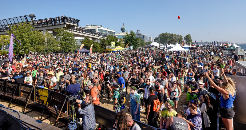 Seattle Hempfest 2018