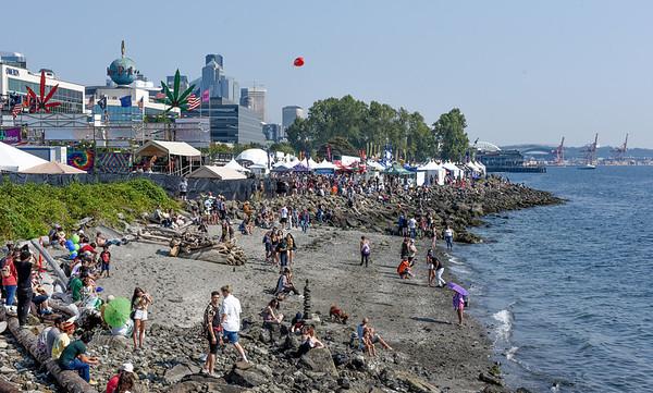 Seattle Hempfest 2018