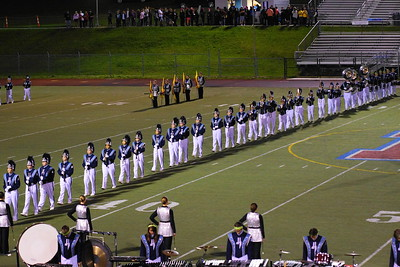 10-12-2013 Hempfield Band at McKeesport TOB Show