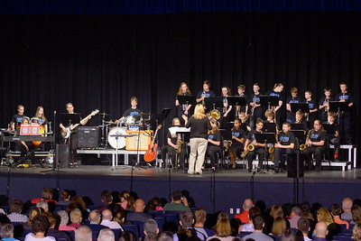 5-12-2016 Harrold Jazz Band at Hempfield