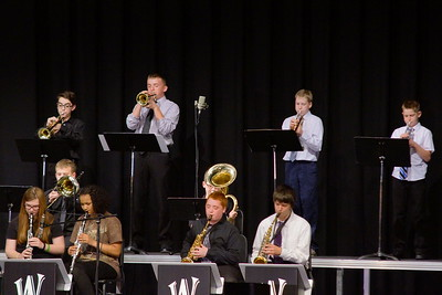 5-12-2016 Wendover Jazz Band at Hempfield