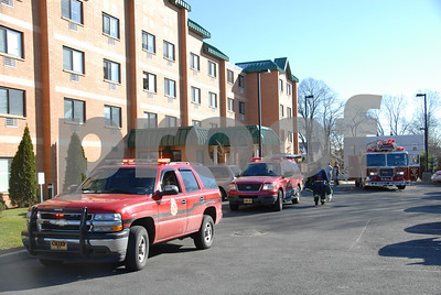 Bldg Fire South Franklin Ave 12-6-07