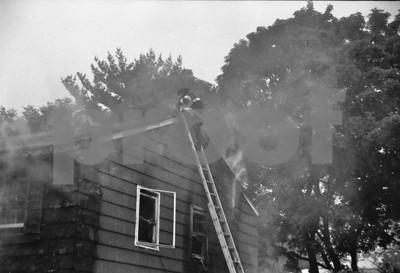 Hempstead Mystery Fire