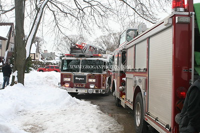 Eldridge House Fire 1/29/10