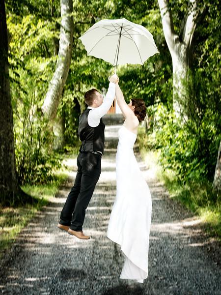 Martina och Jonas bröllop
