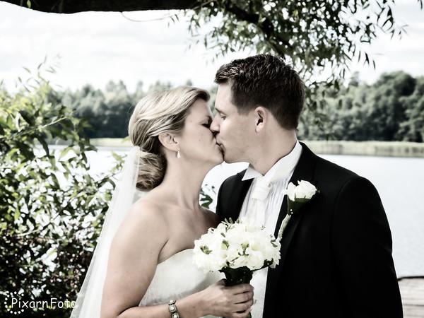Anna och Andreas bröllop