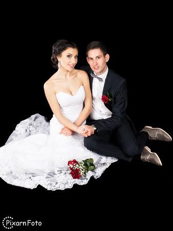 Nina och Samuels bröllop