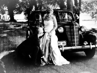 Rebecca och Pontus bröllop