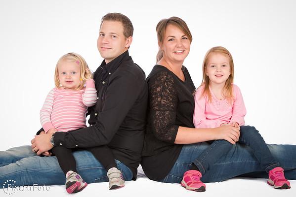 Familjefoto Knutsson Lundgren