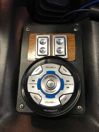 Henderson- Mustang Custom Stereo Install