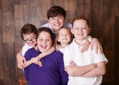 Hendricks Family