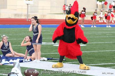 Hawks vs. Cardinals, Devin Dupre Pics