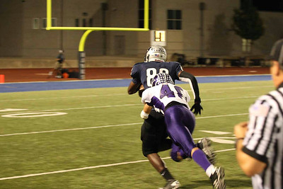 Hendrickson Hawks vs. Elgin Wildcats, Sept 30,2011