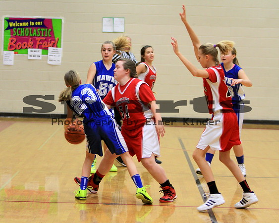 Henkle 7th vs LaCenter 12/11/2014