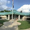 It was a hot and humid day when I visited this highway rest area.