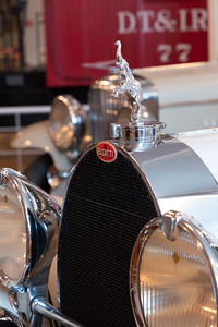 1931 Bugatti Type 41 Royale Convertible