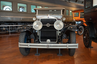 1927 Cadillac LaSalle Roadster w/Rumble Seat